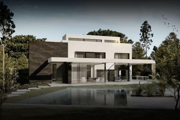 Proyecto de casa en Madrid